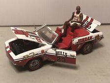 Very Rare Michael Jordan Bulls Parade Ss Camero Danbury Mint (Very Heavy Car)🔥