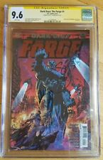 Dark Days: The Forge 1 - CGC 9.6 Signature Series - signed Scott Snyder - Batman