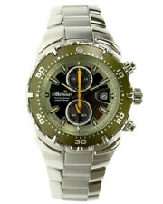 ellesse Divers Watch Army Green Bezel - Special Edition