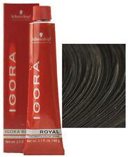SCHWARZKOPF PROFESSIONAL IGORA ROYAL HAIR COLOR 5-00 Light Brown Natural Extra