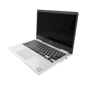 "Dell Inspiron 7370 13.3"" Laptop i7-8550U 1.8GHz 8GB DDR4 256GB NVMe (No Battery)"