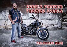ANGELS FOREVER - FOREVER ANGELS KALENDER GERMANY / CALENDAR 2018 / SUPPORT