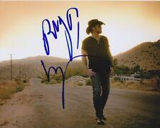 BILLY RAY CYRUS Signed Photo w/ Hologram COA
