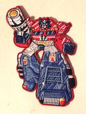 "Transformers Movie Optimus Prime  4.5"" Uniform Patch- FREE S&H  (TRPA-02)"
