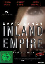 Inland Empire NEW PAL Cult DVD David Lynch Laura Dern