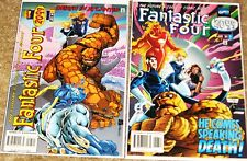 Marvel Fantastic Four 2009 #6 & 7 High Grade Modern Age Comic Bagged & Boarded