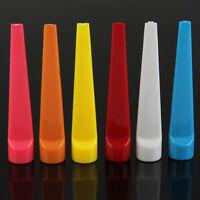 10X 2.8 inch(7cm) Plastic Golf Tees Golfer Golfing Club Wedge Tools BIN