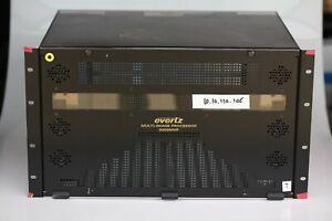 Evertz 3000FR Multi Image Processor Frame Only