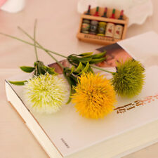 1PC Artificial Dandelion Bouquet Fake Flower Wedding Party Office Home Birthday