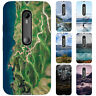 Dessana Nuova Zelanda Paesaggio Custodia Protettiva Cover per Cellulare Motorola