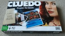 CLUEDO BOARD GAME HASBRO PARKER 2008 - EXCELLENT CONDITION & COMPLETE
