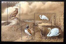 MOLDOVA 2003 Bird M/Sheet MS481 U/M NB2075
