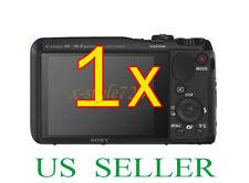 1x Sony CyberShot DSC-HX20V Clear LCD Screen Protector Guard Film