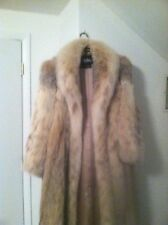 Lynx Canadian Fur Coat