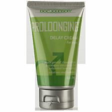 2 PROLOONGING Delay Cream gel male sexual prolonging creme doc johnson