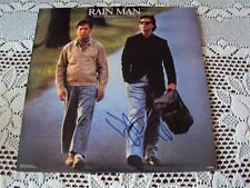 "Dustin Hoffman Signed Autographed LP Record Soundtrack ""Rain Man"" WITH COA"