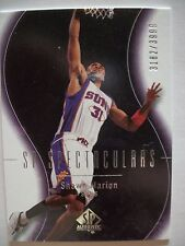 2003-04 SP AUTHENTIC BASKETBALL SPECTACULARS SHAWN MARION , SUNS !!! BOX 5