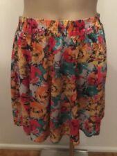 Sportsgirl Stretch Knit Machine Washable Skirts for Women