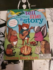Create a Story Animal Village 3 Yrs and up EEBOO
