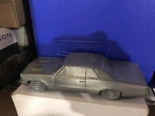 Vintage 1964 GTO pontiac GTO car bank by Banthrico from 1974 --