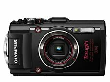 Olympus DigitalCamera Stylus Tg-4 Tough Black 16 Million Pixel Cmos F2.0 15