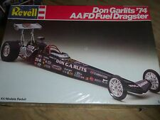 Revell DON GARLITS '74 AA/FD FUEL DRAGSTER 1/25 Model Car Mountain KIT FS