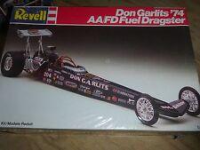 Revell DON GARLITS '74 AA/FD FUEL DRAGSTER 1/25 Model Car Mountain KIT FS