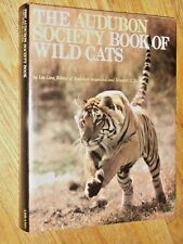 THE AUDUBON SOCIETY BOOK OF WILD CATS -  NEW  - oversize - full-color photos