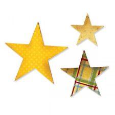 Sizzix - Bigz Die - Stars 656339 Cutting Die