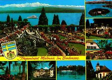 Tropeninsel Mainau im Bodensee  , Ansichtskarte