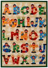 Tappeto con lettere dell'alfabeto, 140 x 100 cm