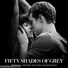 50  Fifty Shades Of Grey - CD NEW & SEALED Original Soundtrack  love me like you
