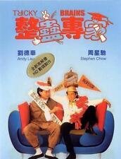 Tricky Brains- Chuyên Gia Xảo Quyệt -Phim Le Blu-ray -CHAU TINH TRI- USLT