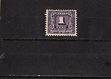 CANADA  - POSTAGE DUE - J6 APPEARS MINT - 1930