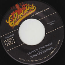 "JOHN LEE HOOKER - Crawling Kingsnake 7"" 45"