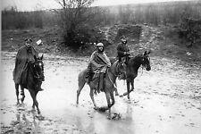 WW1 - La Police militaire britannique à la recherche de déserteurs