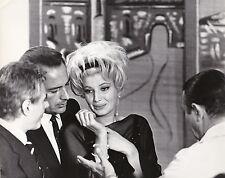 Monica Vitti Candid Original Vintage circa 1965