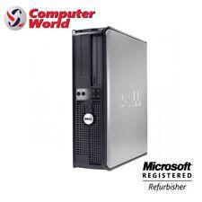 Dell Windows 10 Desktop Computer 2TB HDD   8GB RAM   Wifi   3.0GHz Processor