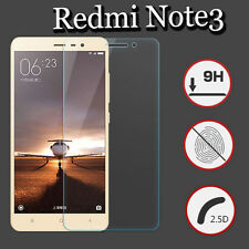 9H Tempered Glass Film Screen Protector For Xiaomi Hongmi Redmi Note 3 pro 0.3mm
