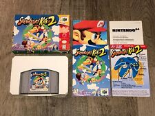 Snowboard Kids 2 Nintendo 64 N64 Complete CIB Authentic