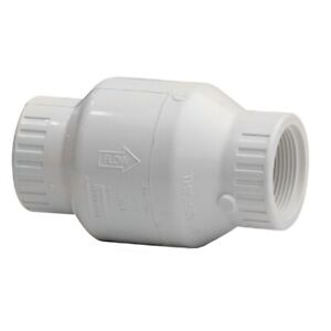 "Spears S1580-20F 2"" FPT Spring Type Check Valve S1580-20F"
