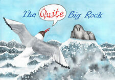 The Quite Big Rock - Children's book by Alan Grant - Signed Copy!