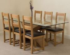 Glass Dining Room Furniture Direct Table & Chair Sets