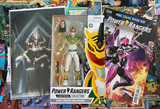 Power Rangers Lord Drakkon Figure & New Dawn #1 (1 Per Store Cover) + FCBD issue