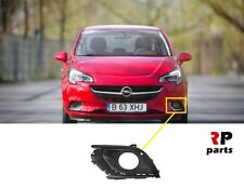 FOR VAUXHALL OPEL CORSA E 15-17 NEW FRONT BUMPER FOGLIGHT GRILL LEFT N/S