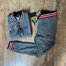 New Dsquared slim fit tracksuit Free Postage