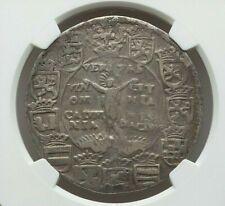 "1598 BRUNSWICK-WOLFENBUTTEL HEINRICH JULIUUS ""TRUTH"" TALER NGC VF DETAILS"