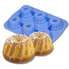 Moule à muffins en silicone 6 cannelés
