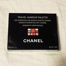 100% AUTHENTIC NEW & SEALED CHANEL Travel Makeup Palette In Romantic Destination