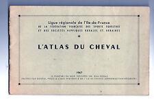 L'Atlas du Cheval - Jean Fuegas